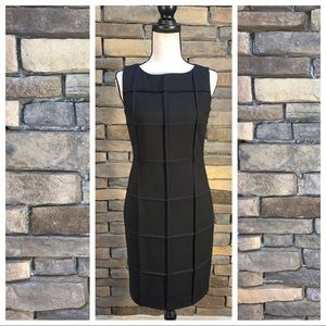 ♠️ Classic black Calvin Klein dress Sz. 2 NWT ♠️